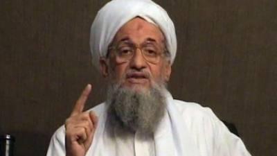 امریکا اپنے مفادات کیلئے کچھ بھی کر سکتا ہے: ایمن الظواہری