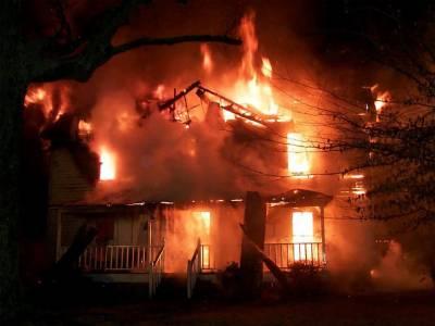 جاپان میں شوہر نے گھر کو آگ لگا دی،بیوی سمیت5 بچے جھلس کر ہلاک