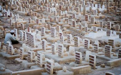 حوثی باغیوں نے قبروں کی درجہ بندی کر کےیمنی شہریوں سے فیس وصول کرنا شروع کر دی
