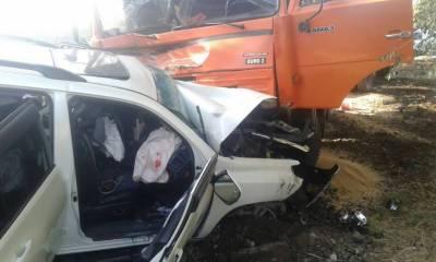 کرغزستان، نائب وزیراعظم کار حادثے میں ڈرائیور اور معاون سمیت ہلاک