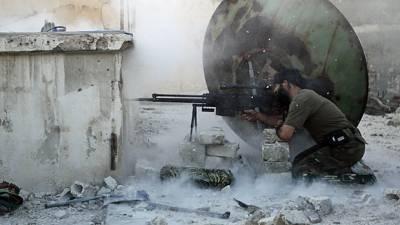 شامی فوج مشرقی شہر میادین میں داخل،داعش جنگجوپسپا