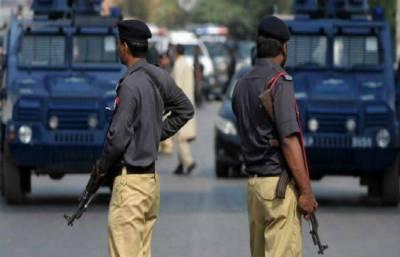 کراچی پولیس مقابلے میں القاعدہ کے 4 مبینہ دہشتگرد ہلاک