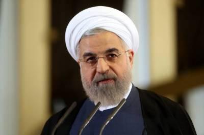 امریکی صدر کو جوہری ڈیل کی اہمیت کی سمجھ نہیں، ایرانی صدر