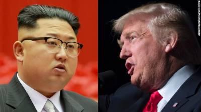 شمالی کوریا پر ایک ہی چیز کام کرے گی، ڈونلڈ ٹرمپ