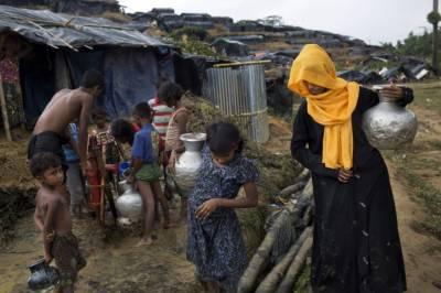 اقوام متحدہ نے بنگلہ دیش میں دنیا کا سب سے بڑا مہاجر کیمپ تعمیر کرنے سے روک دیا