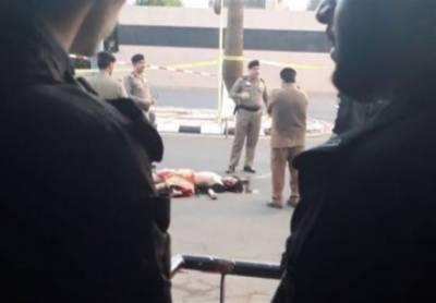 جدہ میں قصر السلام پر حملہ آور کے دہشت گرد ہونے پر خاندان حیرت زدہ