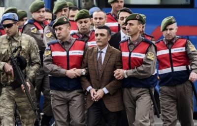ترکی میں بغاوت و قتل کے الزام میں ڈیڑھ سو فوجیوں کا ٹرائل شروع