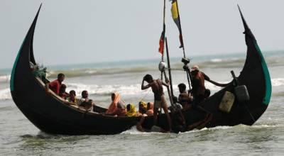 روہنگیا مہاجرین کی کشتی ڈوبنے سے 12 افراد جاں بحق، درجنوں لاپتہ