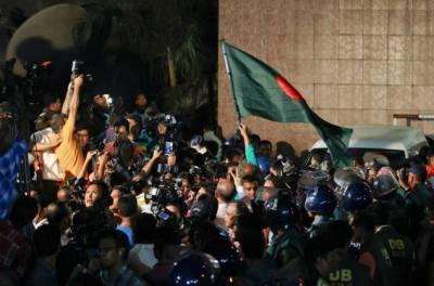 جماعت اسلامی بنگلہ دیش کے نومنتخب امیر اور سیکرٹری جنرل سمیت 8 مرکزی قائدین کو گرفتار کر لیا گیا