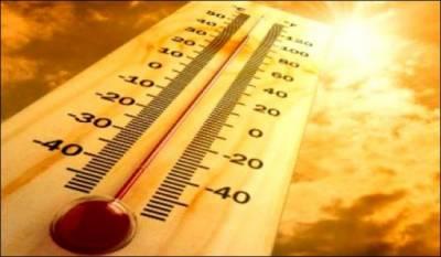 کراچی والوں کو مزید 3 دن گرمی برداشت کرنا ہو گی، محکمہ موسمیات