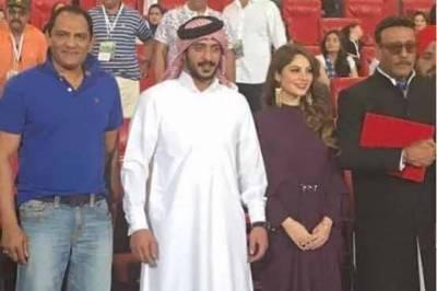 نیلم منیر کی بحرین کے شہزادے کیساتھ تصویر سوشل میڈیا پر وائرل
