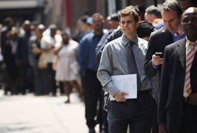 ایک سال کے دوران 34 لاکھ کا اضافہ، دنیا میں بیروزگاروں کی تعداد 20 کروڑ ہو گئی