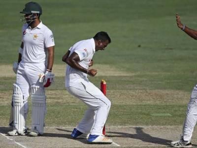 سری لنکا نے دوسری ٹیسٹ میچ میں پاکستان کو شکست دے کر سیریز اپنے نام کر لی