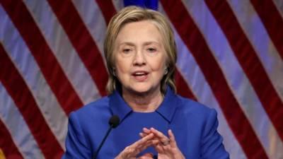 ٹرمپ امریکی تاریخ کاخطرناک صدر ہے،ہیلری کلنٹن