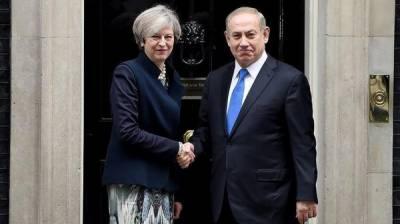 ایران سے خطرات،اسرائیل اوربرطانیہ یک جان ہو گئے