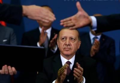 ترک صدر کا امریکی سفیر کو امریکا کا نمائندہ تسلیم کرنے سے انکار