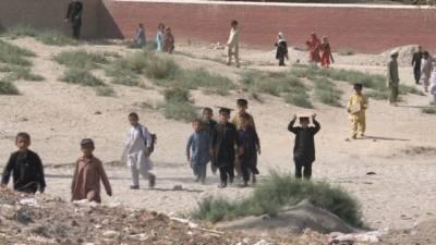 پاکستان میں بیوہ عورتوں اور یتیم بچوں کا ایک گاﺅں