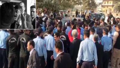 ہنگامہ آرائی کی آڑ میں نیب پراسیکیوشن ٹیم پر حملے کی کوشش کی گئی، رپورٹ