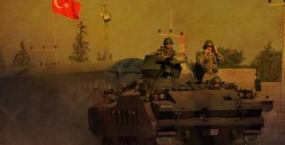 کردستان کیخلاف آپریشن ،ترک فوج شمالی عراق میں داخل