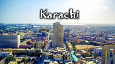 کراچی دنیا کے محفوظ ترین شہروں کی فہرست میں 60 ویں نمبر پر