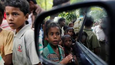 ہندؤوں نے 20 مسلمان خاندانوں کو گاؤں سے بے دخل کرد یا