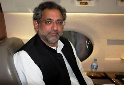 نواز شریف کی پالیسیوں کو آگے بڑھا رہے ہیں، وزیراعظم شاہد خاقان عباسی