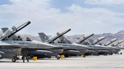 پاکستان ایئرفورس کا تربیتی طیارہ مشاق گر کر تباہ