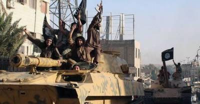 شام میں داعش کے حملے میں 50 افراد ہلاک ہو گئے