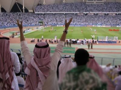 سعودی عرب ،نامناسب لباس میں ملبوس کسی بھی فرد کے سٹیڈیم میں داخلے پر پابندی عائد