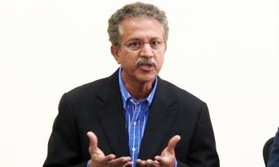 وسیم اختر کا شہر میں چائنا کٹنگ کا اعتراف