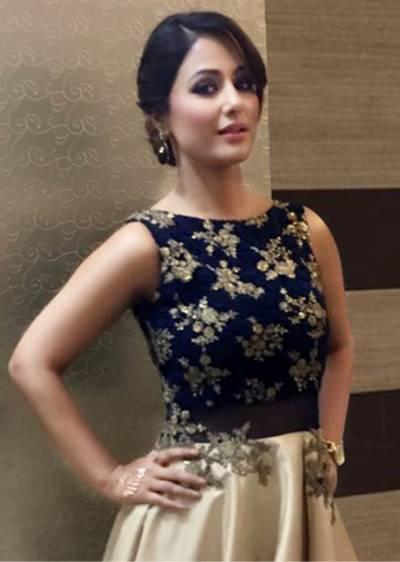 معروف اداکارہ حنا خان