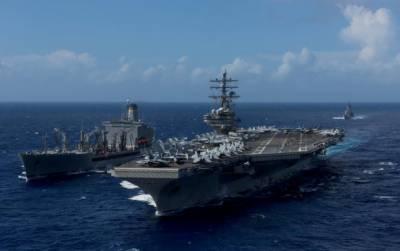 امریکا اور جنوبی کوریا کی بحری فوجی مشقیں شروع,شمالی کوریا نےجوابی اقدام کا اعلان کر دیا