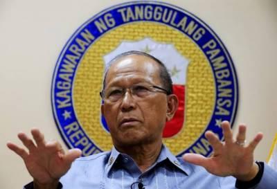 داعش کے جنوب مشرقی ایشیائی سربراہ کو ہلاک کر دیا ، فلپائنی وزیر دفاع