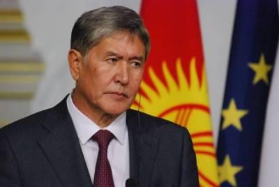 کرغزستان کے سابق وزیراعظم سورونبائی جینبیکوف ملک کے نئے صدر منتخب