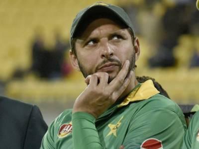 شاہد آفریدی نے کراچی کنگز کی کپتانی سے انکار کر دیا