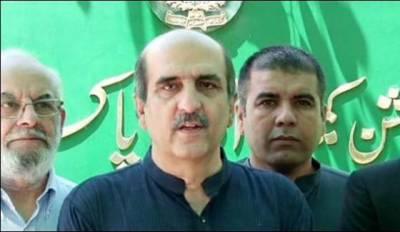 عمران خان جتنی مرضی جعلسازی کر لیں نااہلی سے نہیں بچ سکتے : اکبر ایس بابر
