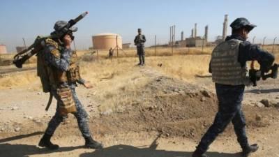 عراق ،کرکوک میں شدید جھڑپیں،امریکا نے امن کی اپیل کر دی