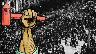 17اکتوبر ،روس میں آنے والے کیمونسٹ انقلاب کی 100ویں سالگرہ