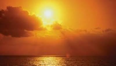 آئندہ 24 گھنٹے کے دوران موسم گرم اور خشک رہنے کا امکان