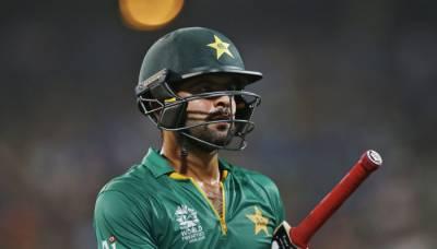 ناقص کارکردگی پر احمد شہزاد کی ٹیم میں جگہ خطرے میں پڑگئی