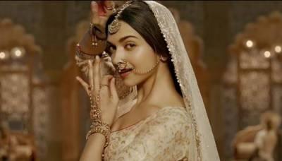 فلم پدماوتی ایک بار پھرمشکلات کا شکار ہو گئی