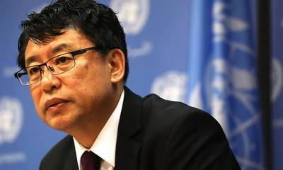 اقوام متحدہ کے رکن ممالک امریکا سے دور رہیں, کبھی بھی جنگ چھڑ سکتی ہے: شمالی کوریا