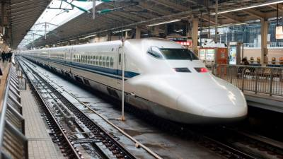 مکہ مکرمہ :حرمین ایکسپریس ٹرین پہلی بار جدہ سے مکہ پہنچ گئی