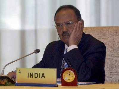 کابل :بھارت کے قومی سلامتی کے مشیر اجیت دوول کی افغان صدر سے ملاقات