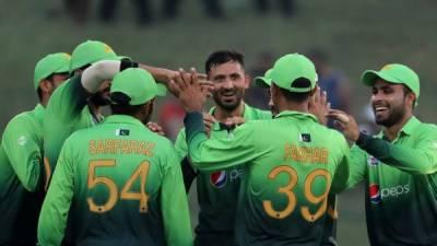 پاکستان نے سری لنکا کے خلاف ون ڈے سیریز اپنے نام کر لی