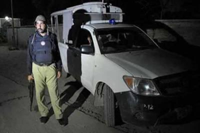کوئٹہ: سیکیورٹی فورسز اور سی ٹی ڈی کی کارروائی، 3 دہشت گرد ہلاک