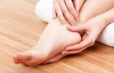 ہاتھ پاؤں کی جلن در کرنے کا آسان ترین طریقہ جانیئے