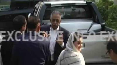 گورنر سندھ مریم نواز کے سمدھی کے گھر جانے کی اجازت نہ ملنے پر برہم