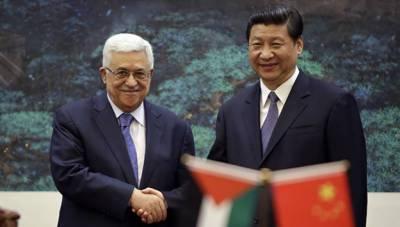 مسئلہ فلسطین مشرق وسطیٰ میں مسائل کی ایک بنیادی وجہ ہے،چین