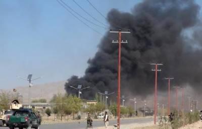 قندھار،فوجی کیمپ پرحملہ، 43اہلکار ہلاک